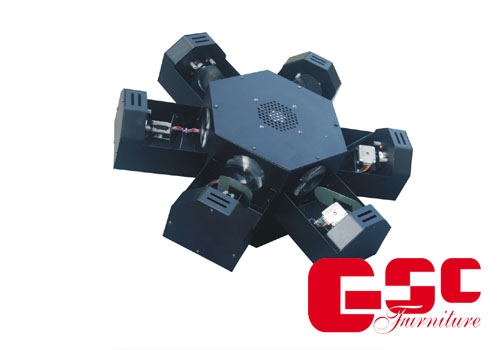 Đèn kỹ xảo - Máy khói LD002 - XLIGHT
